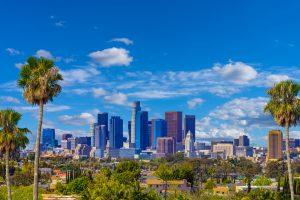 Skyscrapers of Los Angeles