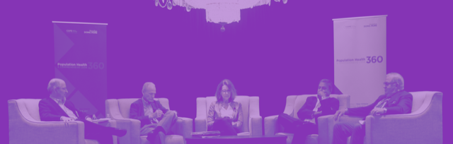PopHealth Banner – Purple